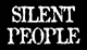 Silent People Sticky Logo